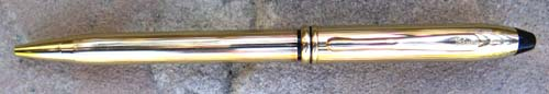 CROSS GOLD PLATED BALLPOINT